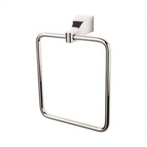 Aqua Bath Ring - Polished Nickel