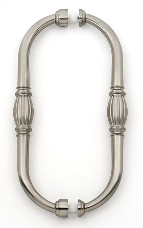 Tuscany Back-to-Back Pull G234-8 - Satin Nickel
