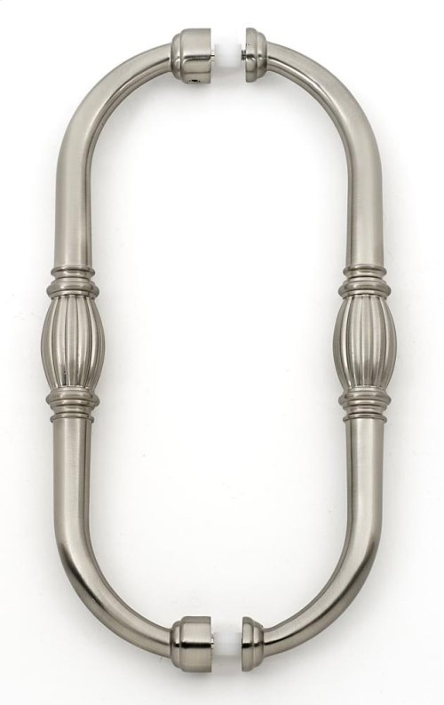 Tuscany Back-to-Back Pull G234-8 - Satin Nickel