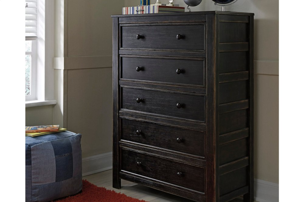 Ashley Furniture Five Drawer Chest