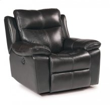 Julio Leather Power Recliner