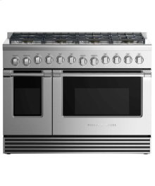 "Dual Fuel Range 48"", 8 Burners (LPG)"