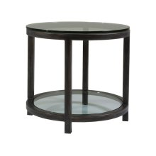 Per Se Round End Table