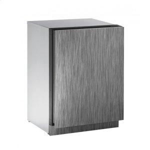 "U-Line Modular 3000 Series 24"" Solid Door Refrigerator With Integrated Solid Finish And Field Reversible Door Swing (115 Volts / 60 Hz)"