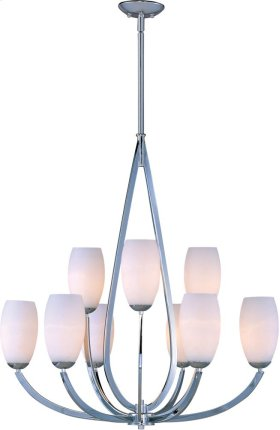 Elan 9-Light Chandelier