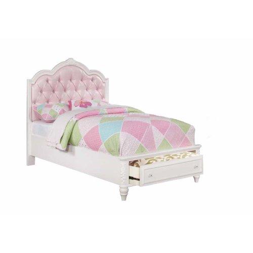 Caroline Twin Storage Bed