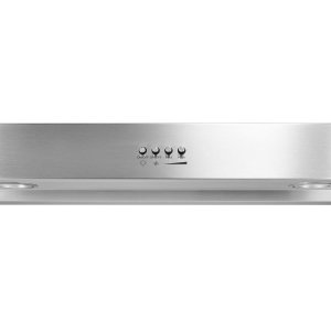 """24"""" Range Hood with Dishwasher-Safe Full-Width Grease Filters"""