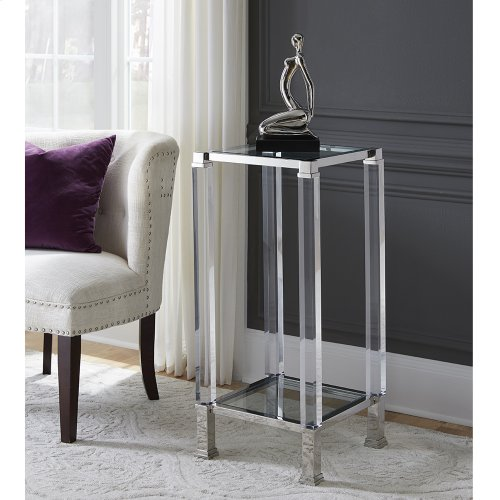Clare Pedestal Table