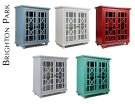 Brighton Park Accent Chest- Turquoise Product Image