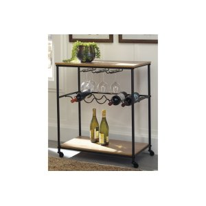 Ashley FurnitureSIGNATURE DESIGN BY ASHLEYBar Cart