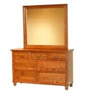 Wrightsville Dresser & Mirror