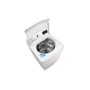 LG 鸭博娱乐s5.0 cu.ft. Smart wi-fi Enabled Top Load Washer with TurboWash3D™ Technology