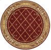 Ashton House As03 Sie Round Rug 5'6'' X 5'6''