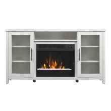 Gorgeously contemporary, this TV stand will be a standout piece in any room...