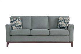 Sofa, 2 pillows