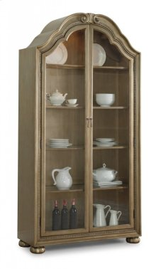 San Cristobal China Cabinet