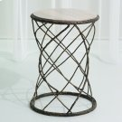 Tango Accent Table-Bronze Product Image