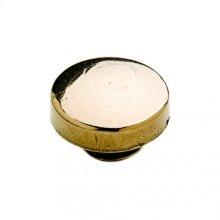 "Standard Finial Cap 7/8"" Barrel Silicon Bronze Brushed"