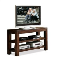 Castlewood Open Console Warm Tobacco finish