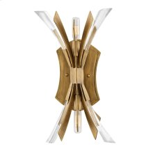Vida Two Light Sconce
