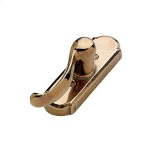 Arched Tilt & Turn Window Escutcheon - EW708 Silicon Bronze Brushed