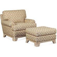Cimarron Chair and Ottoman