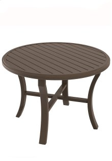 """Banchetto 42"""" Round Dining Table"""