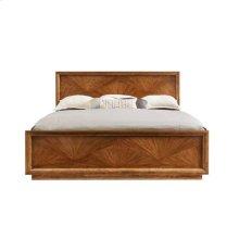 Panavista Panorama Panel Bed - Goldenrod / Queen