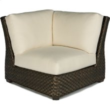 Leeward Square Corner Chair