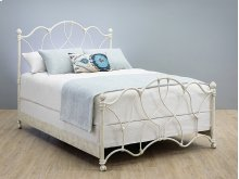 Morsley Complete Bed with Metal Surround Iron Bed