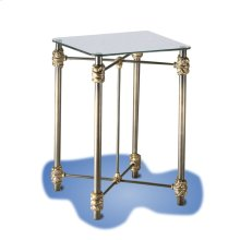 Excelsior Iron Side Table - #481