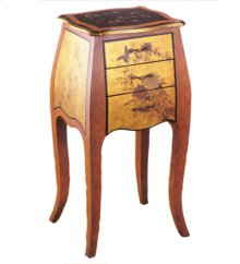 """15x18x36""""H BOMBAY CHEST TABLE"""