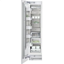 "Vario freezer 400 series RF 411 700 fully integrated Niche width 18"" (45.7 cm), Niche height 84"" (213.4 cm)"