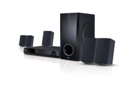 3D-Capable 500W 5.1ch Blu-ray Disc Home Theater System with Smart TV