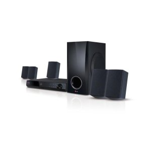 LG Electronics3D-Capable 500W 5.1ch Blu-ray Disc Home Theater System with Smart TV