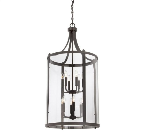 Penrose 12 Light Large Foyer Lantern