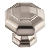 Elizabeth Knob 1 1/4 inch - Brushed Nickel