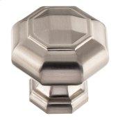 Elizabeth Knob 1 1/4 inch - Brushed Nickel