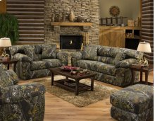 Sleeper Sofa - Mossy Oak Break-Up Infinity