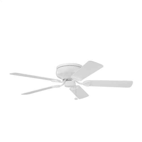"""Stratmoor 52"""" Collection 52 Inch Stratmoor Fan WH"""