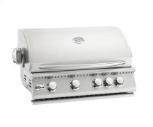"""Sizzler 32"""" Built-in Grill"""