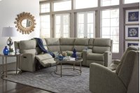 Catalina Fabric Reclining Sectional Product Image