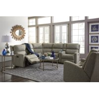 Catalina Fabric Power Reclining Sectional Product Image