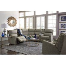 Catalina Fabric Power Reclining Sectional
