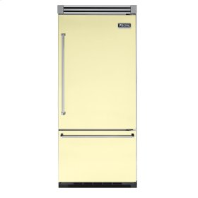 "Lemonade 36"" Quiet Cool™ Bottom-Mount Refrigerator/Freezer - VIBB Tru-Flush™ (Right Hinge Door)"