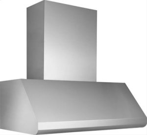 """60"""" SS Pro-Style Range Hood with Extra Large Capture Designed for Outdoor Cooking in Covered Lanais"""