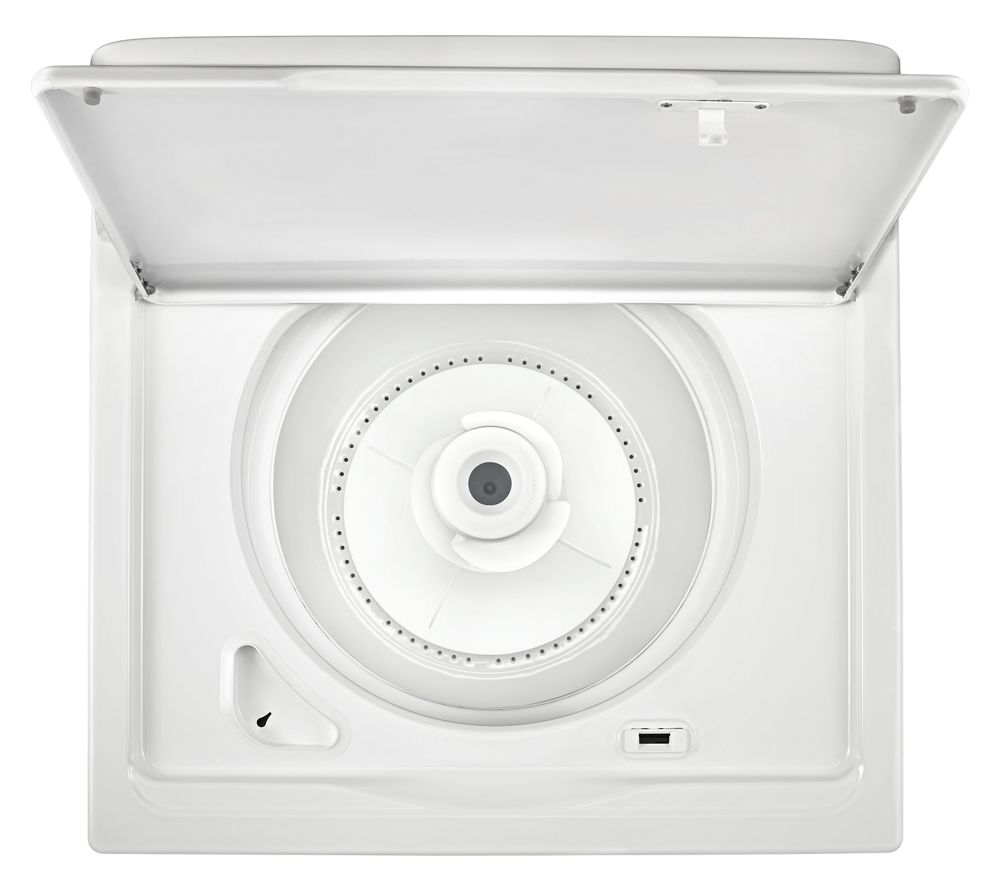 Shop Whirlpool Full Size In Mass Top Load Washers Wtw4616fw