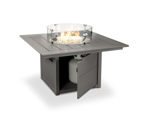 "Green Square 42"" Fire Pit Table"