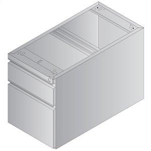Metal Desk Pedestal -box/file