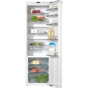 MieleKS 37472 iD PerfectCool refrigerator PerfectFresh and FlexiLight for best storage conditions and high convenience.
